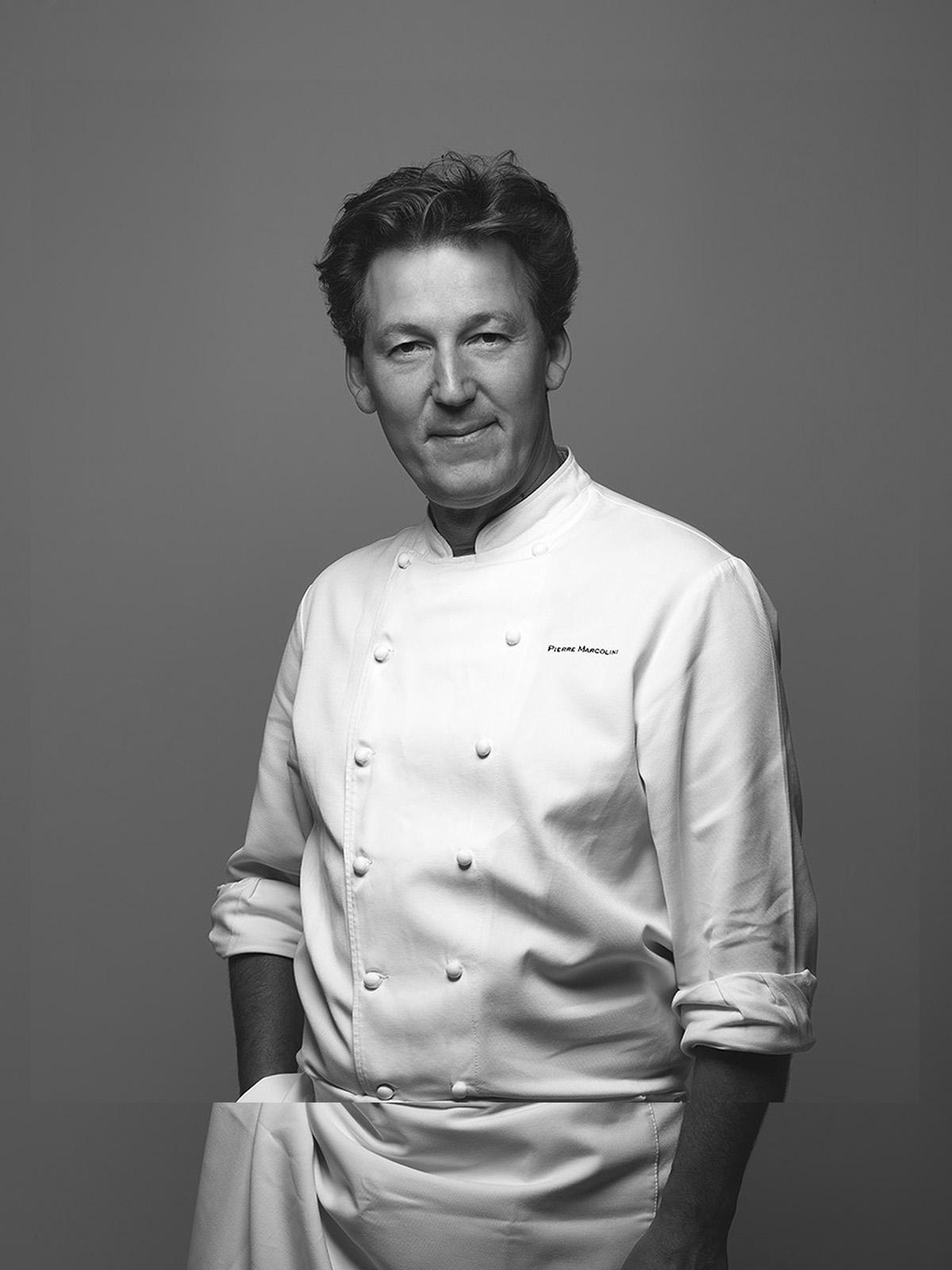 Pierre Marcolini est le chef de file de la pâtisserie mondiale en 2020