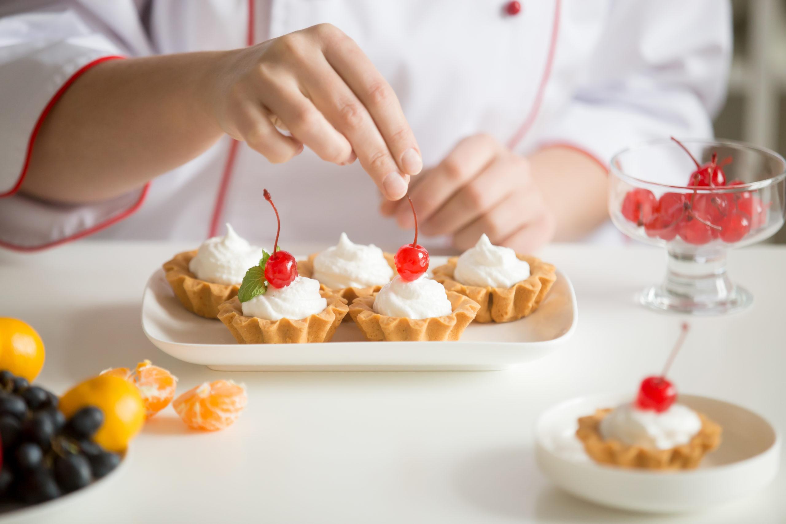 La pâtisserie à l'ère de la mouvance Healthy