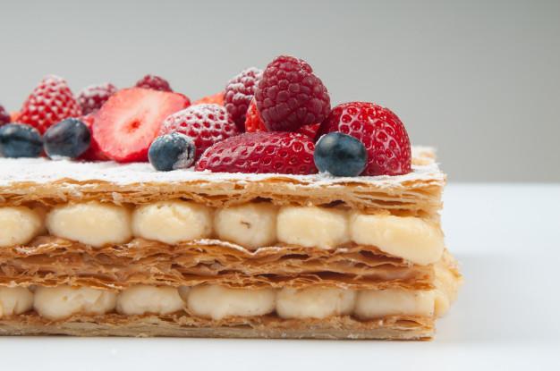 L'importance du secteur de la pâtisserie en France