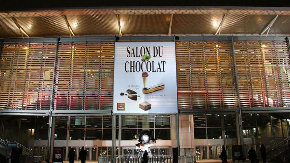 Un nouveau format pour le Salon du Chocolat