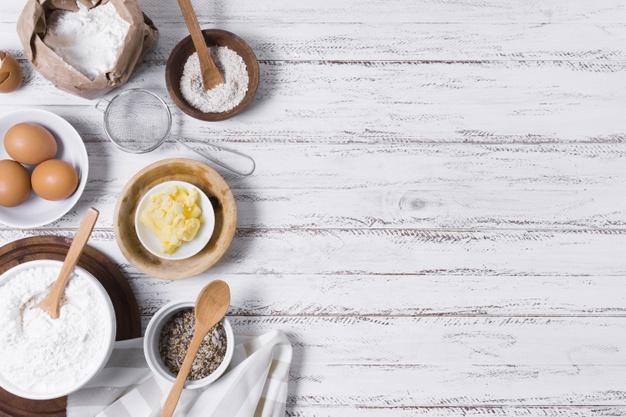 Ingrédients pâtisserie - Autour de la Pâtisserie
